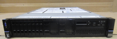 IBM System x3650 M5 5462-L2U 2x 12-Core E5-2690v3 2.60GHz 256GB Ram 8-Bay Server